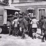 Ambulance loading